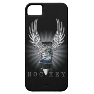 Winged Hockey iPhone 5 case