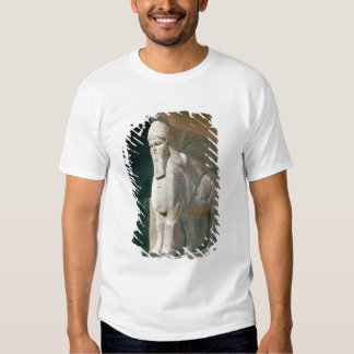 Winged human-headed bull, Neo-Assyrian Period T-Shirt