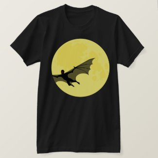 Winged Humanoid T-Shirt
