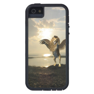 Winged Lion iPhone SE/5/5s Case
