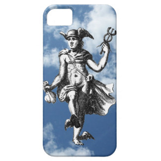 Winged Mercury in the Clouds iPhone SE/5/5s Case