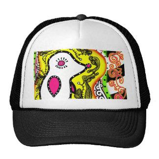 winged mole trucker hat