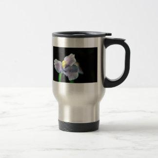 Winged Monkey Flower 15 Oz Stainless Steel Travel Mug