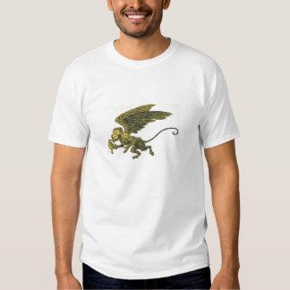 Winged Monkey T Shirt