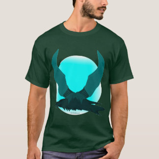 Winged Moon T-Shirt