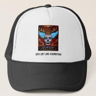 WINGED MUERTOS II TRUCKER HAT