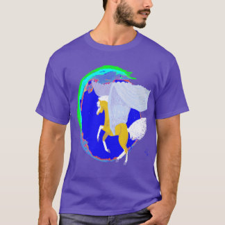 Winged Palomino Cruise's Planet T-Shirt