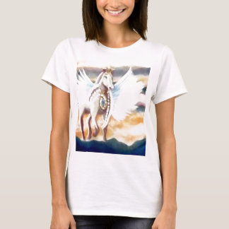 Winged Pegasus CricketDiane Art & Design T-Shirt