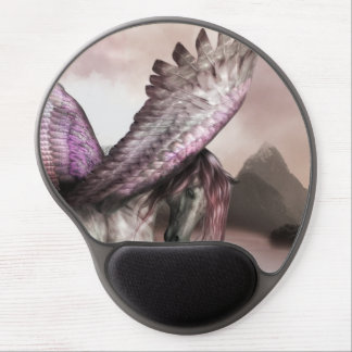 Winged Pegasus Gel Mousepad