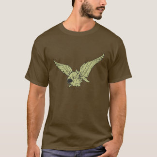Winged Piranha T-Shirt