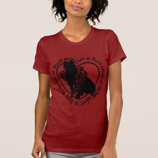 Winged Pitbull Angel T-Shirt