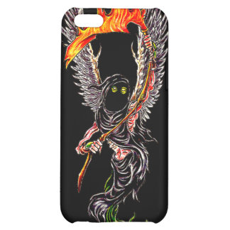 Winged reaper  Iphone case Cover For iPhone 5C
