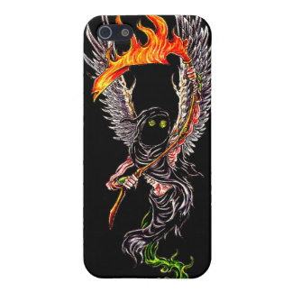 Winged reaper  Iphone case iPhone 5 Covers