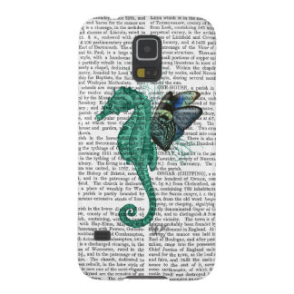 Winged Seahorse Galaxy S5 Cover
