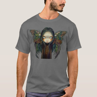 Winged Seer SHIRT gothic angel surrealism