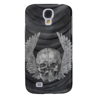 Winged Skull Samsung Galaxy S4 Case