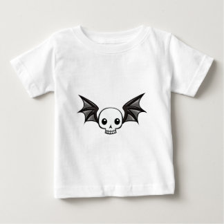 Winged skull t-shirt
