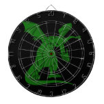 winged standing mean dragon green.png dartboards