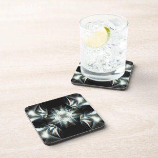 Winged Star Case Drink Coaster