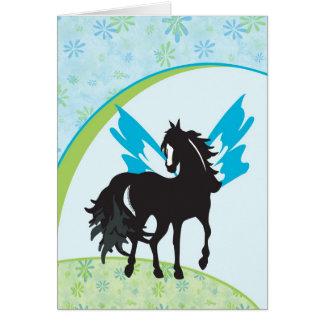 Winged Steed Card