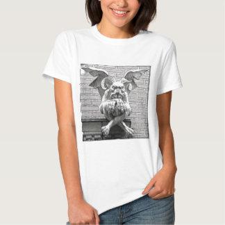 Winged Stone Gargoyle T-shirt
