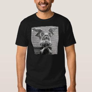 Winged Stone Gargoyle T-shirts