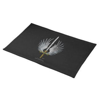 Winged Sword Placemat