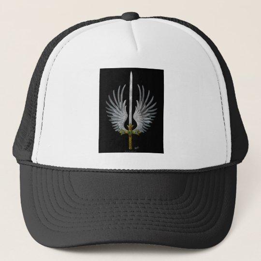 Winged Sword Trucker Hat