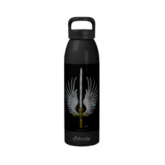 Winged Sword Water Bottle