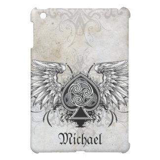 Winged Tattoo Celtic Knot Artistic Case iPad Mini Case