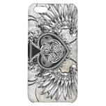 Winged Tattoo Celtic Knot Artistic Case Case For iPhone 5C
