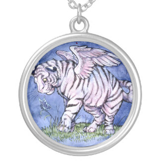 Winged Tiger Pendant