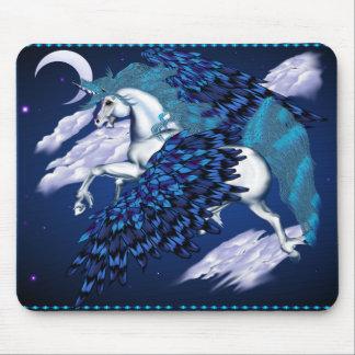 Winged Unicorn Mousepad