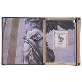 Winged Victory Of Samothrace, Louvre, Paris iPad Folio Cases