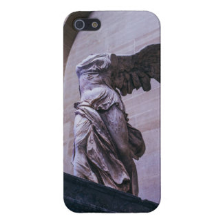 Winged Victory Of Samothrace, Louvre, Paris iPhone SE/5/5s Case