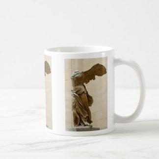 Winged Victory of Samothrace Coffee Mug