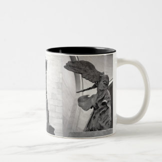 Winged Victory of Samothrace Nike Greek Sculpture  Mug
