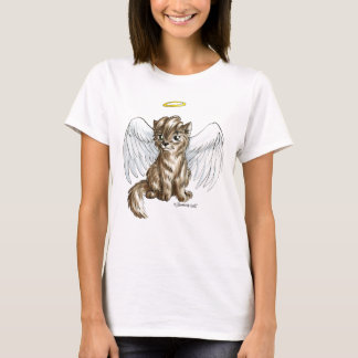 Winged Wolf Cub T-shirt