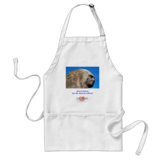 Winged Woman (Face)/Apron Adult Apron