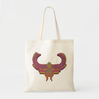 Wingflap Candy Eagle Mosaic Tote Bag