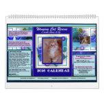 Winging Cat Rescue 2016 Premium Calendar