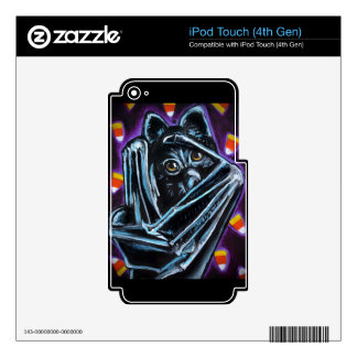 Winging It Skin For iPod Touch 4G