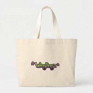 Winglingz Large Tote Bag