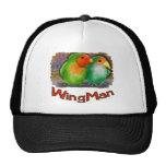 Wingman cute birds hat