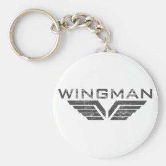 Wingman Keychain