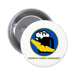 Wingman Merit Badge 2 Inch Round Button
