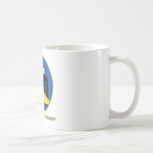 Wingman Merit Badge Classic White Coffee Mug