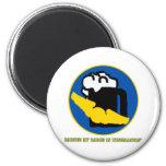 Wingman Merit Badge Magnet