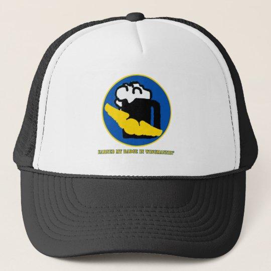 Wingman Merit Badge Trucker Hat