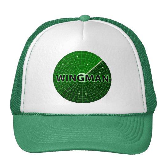 Wingman Radar Hat